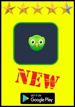 Guide For Duolingo poster