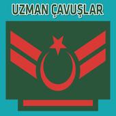 Uzman Çavuşlar-Master Sergeant icon
