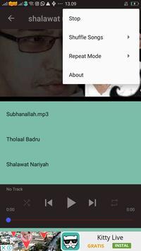 Sholawat Uztad Jefri Al Buchori apk screenshot