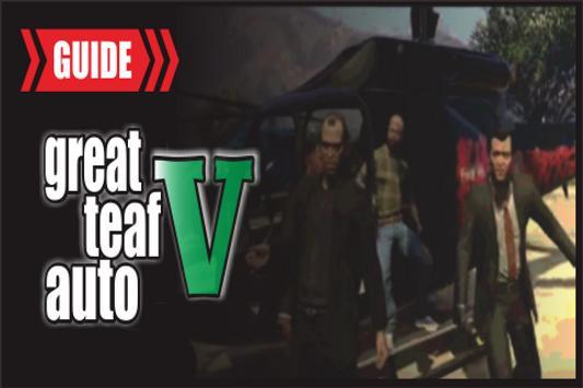 Guide For GTA 5 poster