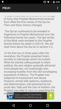 Life of Mohammad screenshot 1