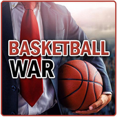 Basketball War 2018 - Basket Manager Game ⛹️ icon