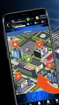 D8 War - Basketball Manager Games 2018 screenshot 16