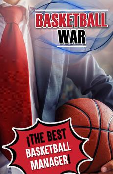 Basketball War 2018 - Basket Manager Game ⛹️ apk screenshot