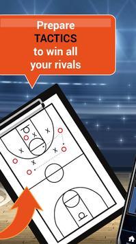 D8 War - Basketball Manager Games 2018 screenshot 3