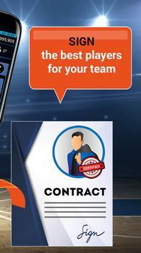 D8 War - Basketball Manager Games 2018 screenshot 5