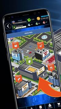 D8 War - Basketball Manager Games 2018 screenshot 8