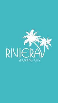 Riviera Shopping City poster