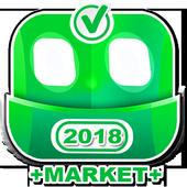 NEW - UC MARKET PLUS 2018&Tips icon
