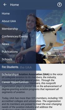 University Aviation apk screenshot