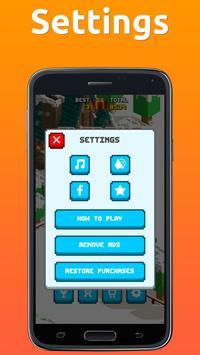 Sliding Santa Clause - cool Christmas game screenshot 4