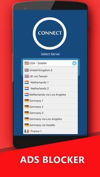 UAE VPN Free apk screenshot