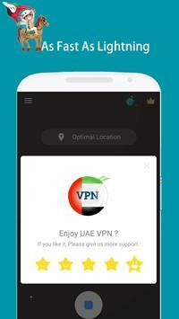 VPN Master - UAE screenshot 4