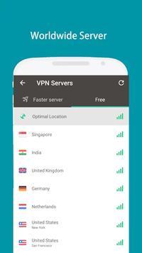 VPN Master - UAE screenshot 3