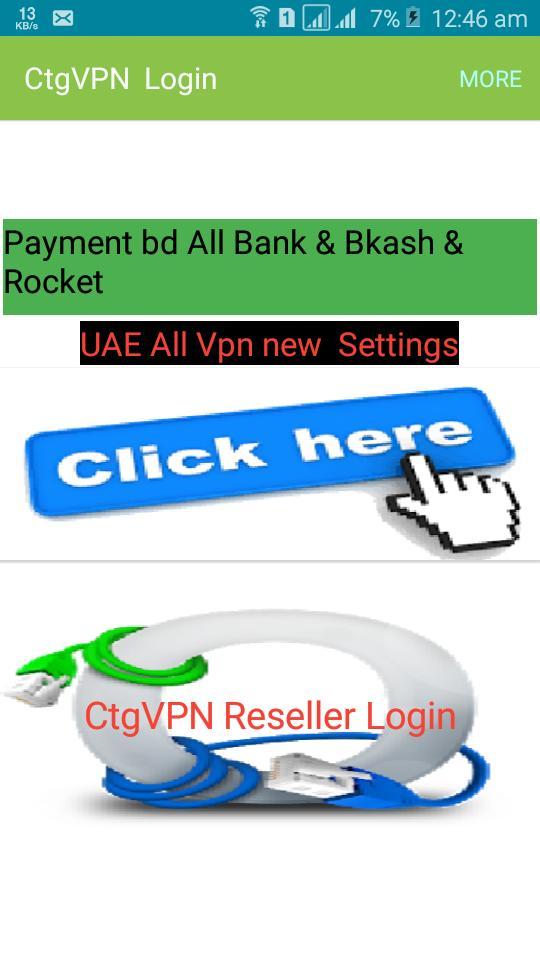 Ctg VPN poster