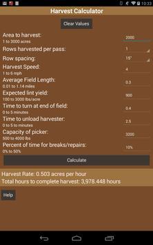 Cotton Advisor apk screenshot