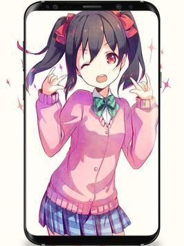 Anime Princess Wallpaper screenshot 3
