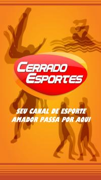 TV Cerrado Esportes poster