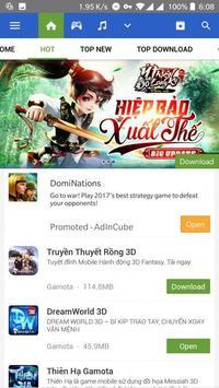 AppVn screenshot 1