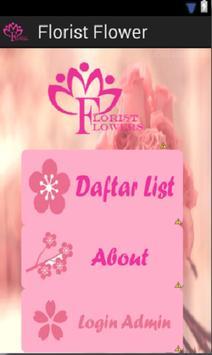 Florist Flower screenshot 1