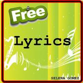 FREE Lyrics of  Selena gomez icon