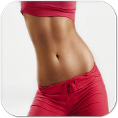 Belly Fat Combat Ab Workouts icon