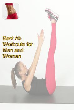 Belly Fat Combat Ab Workouts apk screenshot