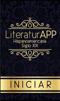 LiteraturAPP poster