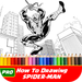 How to Draw Spider-MAN Pro