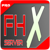 FHx Ultimate Pro Server icon