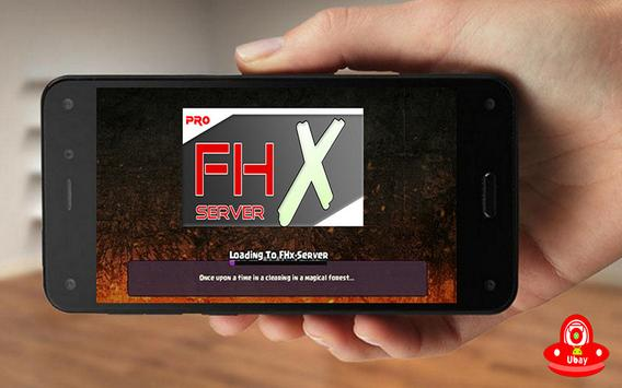 FHx Ultimate Pro Server apk screenshot