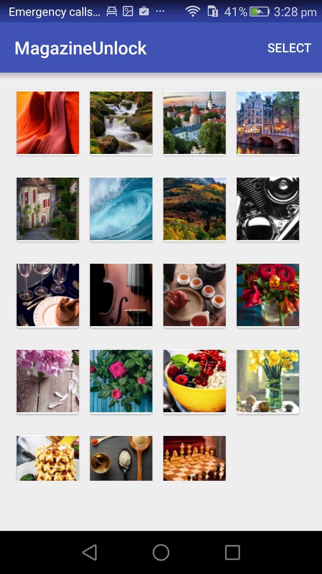 ... My Wallpaper Slideshow स्क्रीनशॉट 6 ...