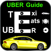 Offline uber Driver guide:Best uber Eats Guide icon