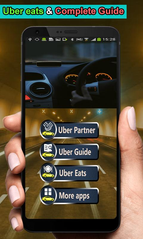 Uber app download for android