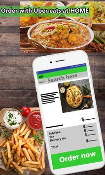 Offline uber Driver guide:Best uber Eats Guide poster