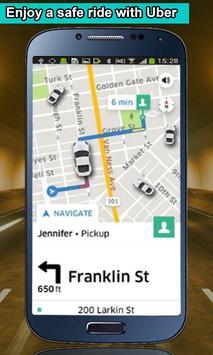 Offline uber Driver guide:Best uber Eats Guide screenshot 2