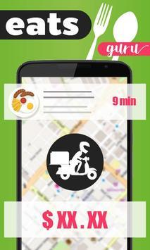 UberEats Restaurants that deliver near me screenshot 2