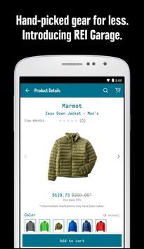 REI – Shop Outdoor Gear apk screenshot