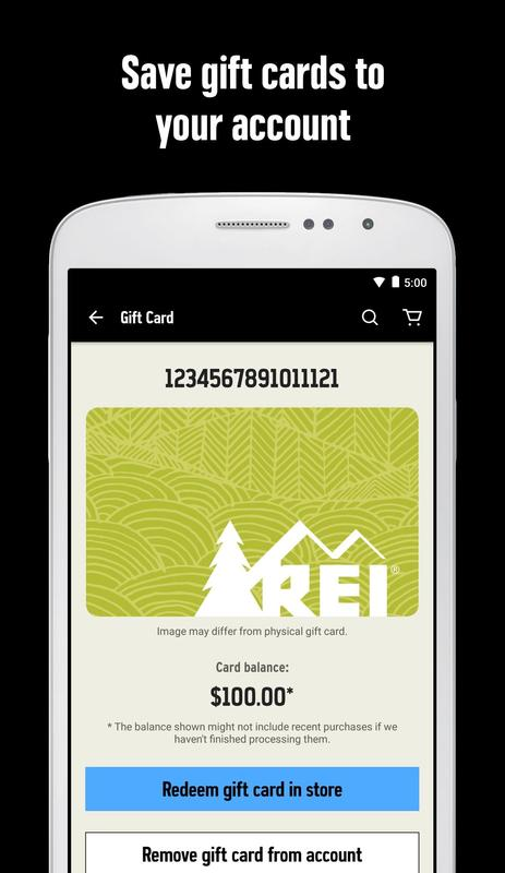 REI – Shop Outdoor Gear APK Download - Free Shopping APP for Android ...