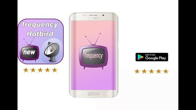 frequency hotbird poster