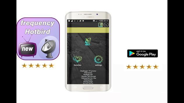 frequency hotbird screenshot 5