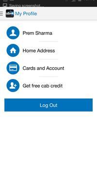 ubiCabs screenshot 1