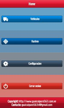 Guaicaipuro Tracker screenshot 1