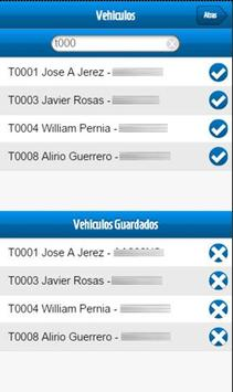 Guaicaipuro Tracker screenshot 2