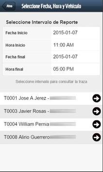 Guaicaipuro Tracker screenshot 5