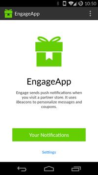 EngageApp poster