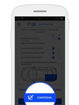 e-go Car sharing apk screenshot