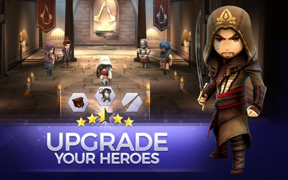 Assassin's Creed Rebellion apk screenshot
