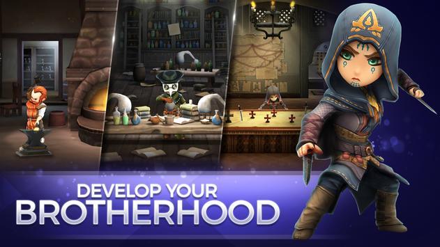 Assassin's Creed Rebellion apk imagem de tela