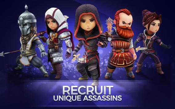 Assassin's Creed Rebellion apk تصوير الشاشة